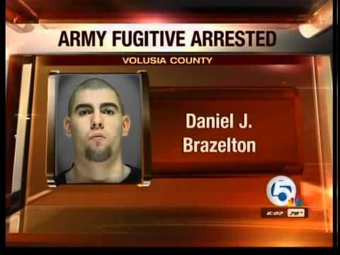 Army Fugitive Arrested In Florida