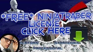 ✪ FREE NinjaTrader Platform ✪ How to get Ninjatrader - FREE | Best Trading Platform for Day Trading