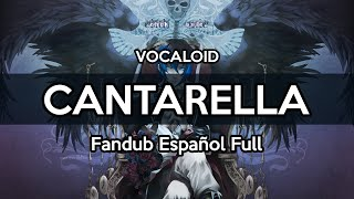 CANTARELLA by Tricker (Cover Full Español)