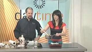 How To Make Maple Syrup Taffy At Home.