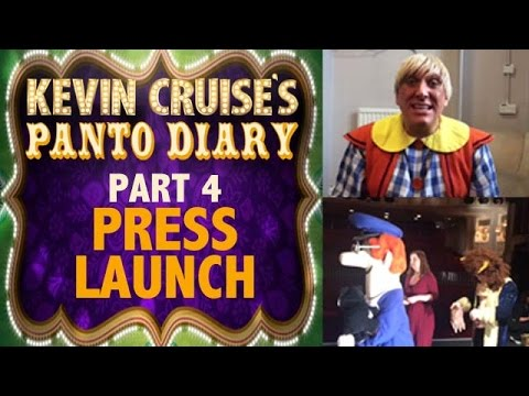 kevin-cruise's-panto-diary-part-4:-press-launch