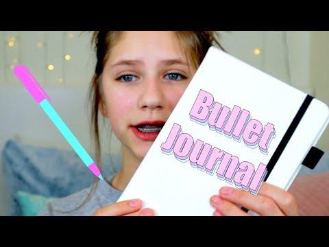 My first bullet journal!! Beginner January 2019