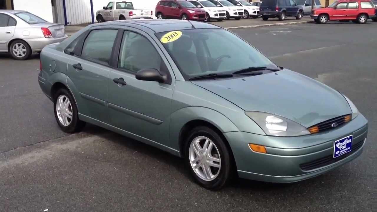 medium resolution of 2003 ford focus se green