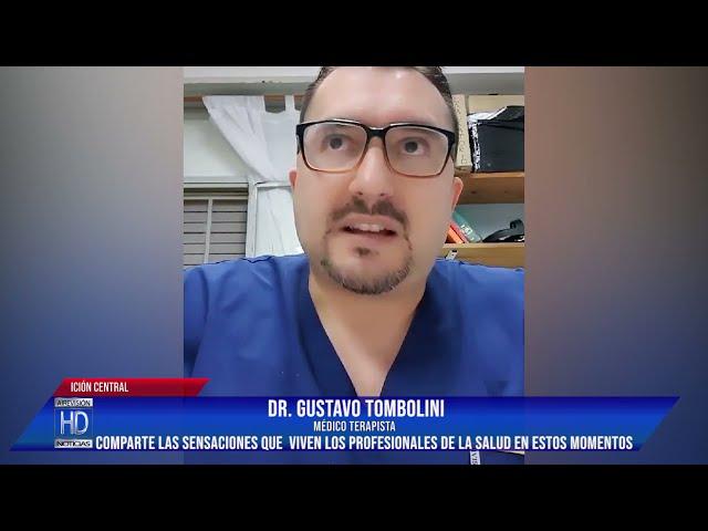 Video del Dr  Gustavo Tombolini