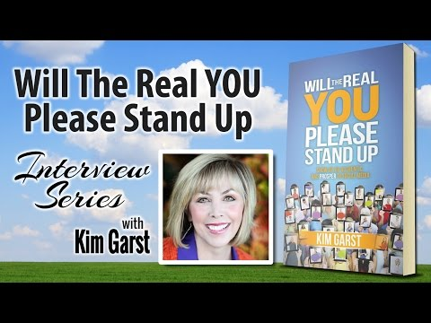 Will The Real You Please Stand Up Interview Series With Ali Brown