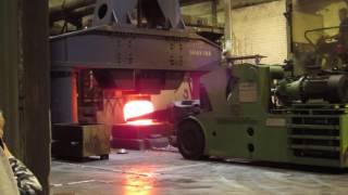 Freiform schmieden Dirostahl -- free forging