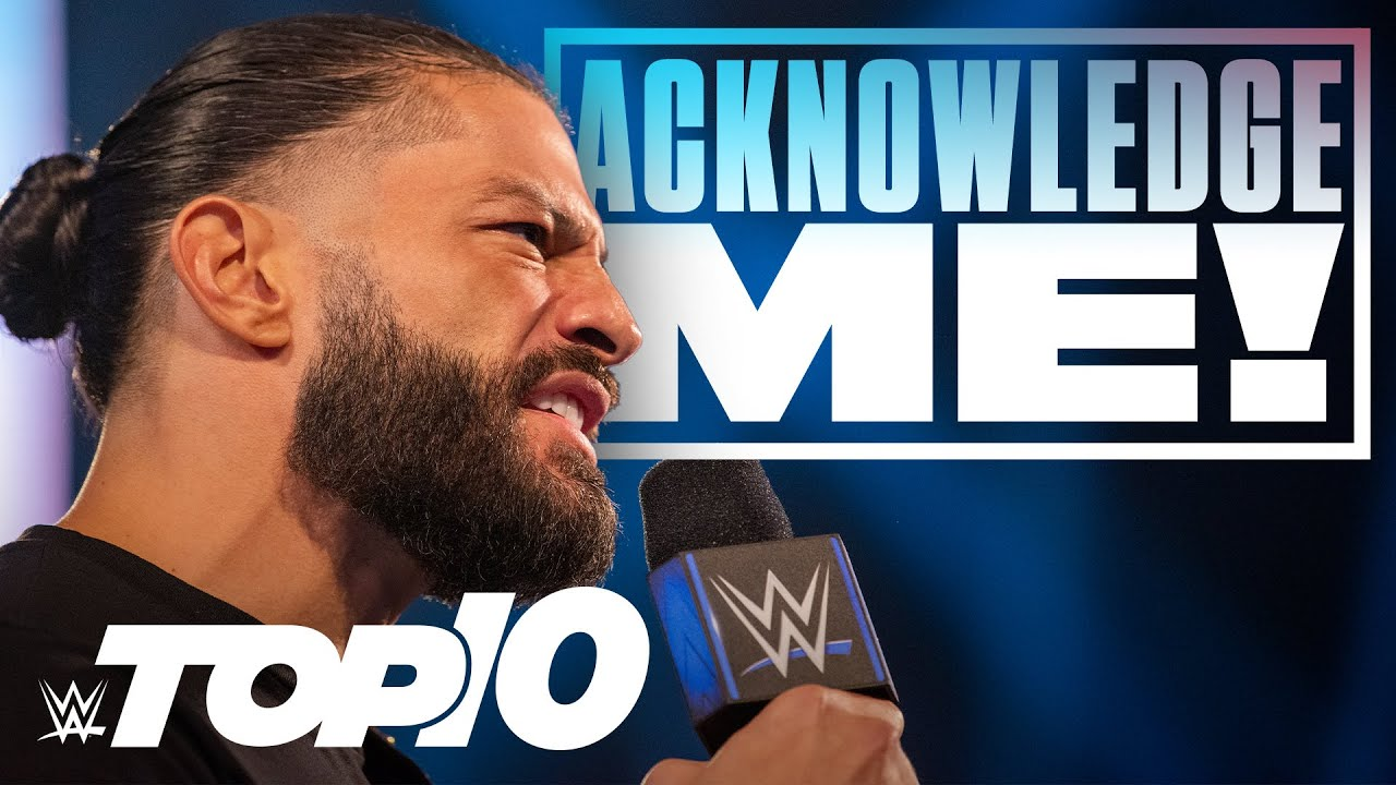 WWE catchphrases right now: WWE Top 10, May 12, 2021