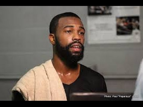 GARY RUSSELL JR IS ANGRY; SAYS RING TV TWISTED HIS WORDS INTO A HIT PEICE ON AL HAYMON!