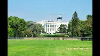 marine one leaving the white house hd