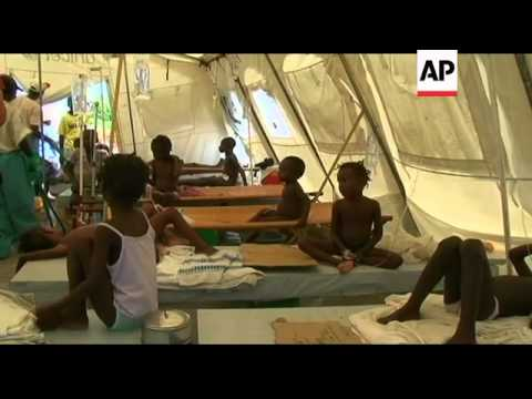 Cholera on the rise again in Central Plateau