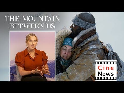 The Mountain Between Us – Interview: Kate Winslet