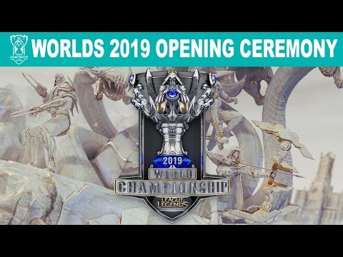 World Championship 2019 Grand Final Opening Ceremony