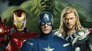 Will We See A THOR, CAPATIAN AMERICA Or HULK Film In Marvel Phase 3? - AMC Movie News