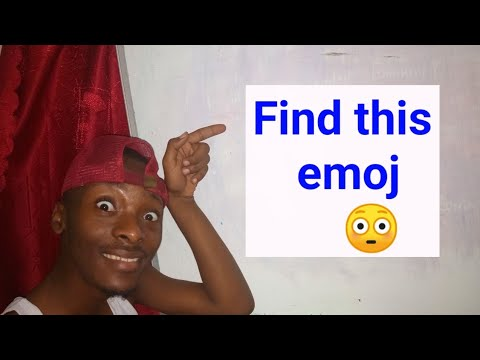 Download Find this emoj 😳