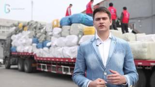 видео Перевозка сборных грузов из китая