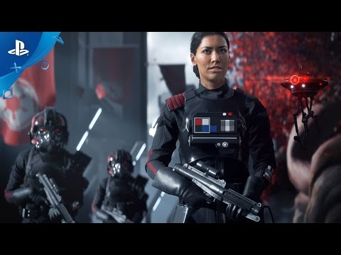 Star Wars Battlefront II -- The Story of an Imperial Soldier | PS4