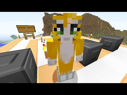 Minecraft Xbox - Teleport Challenge - Part 1