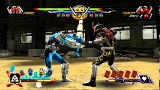 KRSCH:Fourze (Cosmic States) vs. Joker & Chalice (Joker combi)