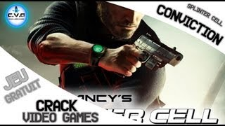 [Crack] Télécharger SPLINTER CELL CONVICTION gratuitement