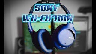 SONY WHCH710N Unboxing y Primeras Impresiones