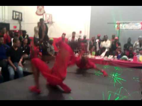 Twister Battle North Carolina Awards Ball 2011