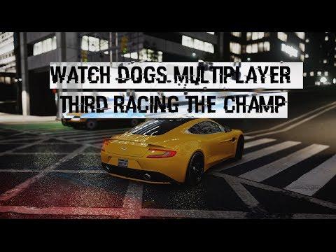 Online Coop Watch Dogs
