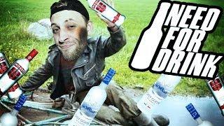KUBSON SIĘ NAPIE*DOLIŁ! | Need for Drink [#2]