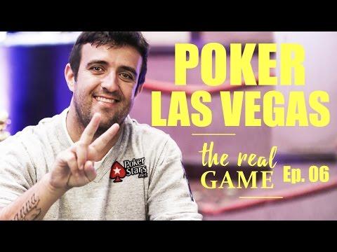 Como é O Poker Em Las Vegas | The Real Game Ep.06