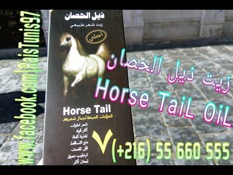 زيت ذيل الحصان - Horse TaiL OiL