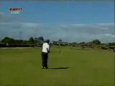 Best Ever Golf Shots