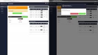 REAL TRUTH OptionRobot.com Binary Live Trading Compared to Demo (Difference After Deposit) JULY 2017