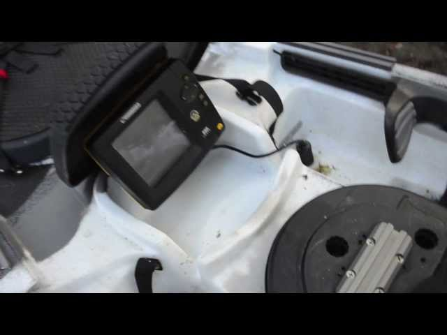Rigging the Ocean Kayak Trident 13