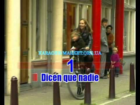 """Karaoke """"Ella Esta Con Lagrimas En Los Ojos"""" - Banana"""