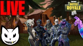 🔴 DUO LEGGENDARIO + GIVEAWAY V-BUCKS - Fortnite ITA