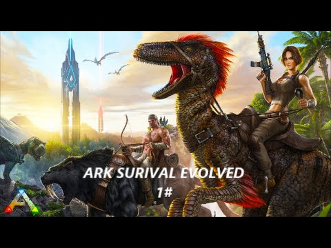 ARK SURIVAL EVOLVED 1# W/MXR6 ''THE CENTER''