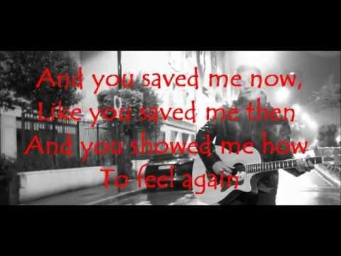 Tyler Ward- I Don´t Wanna Miss This - Lyrics