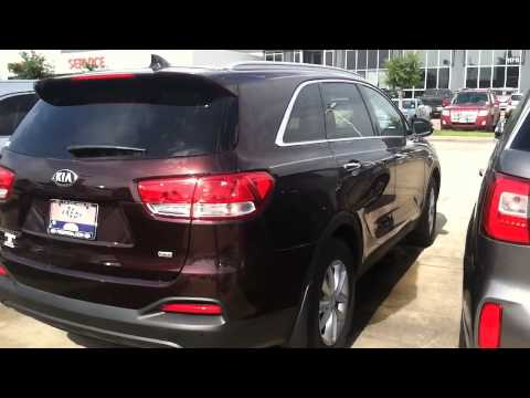 New 2016 Kia Sorento Aggie Colors Youtube