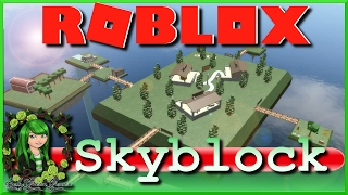 SKYBLOX | Let's Play New Skyblock 2 Tycoon | ROBLOX | SallyGreenGamer