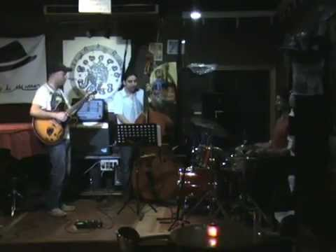 Miguel Martins Trio at Soberao Jazz / Out of nowhere