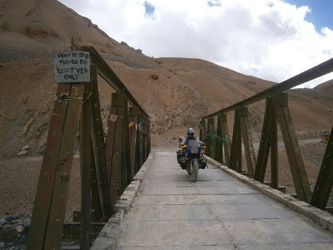 Around the world on motorcycle. Mongolia to Japan Part 5 of 5.posted by barig2245m