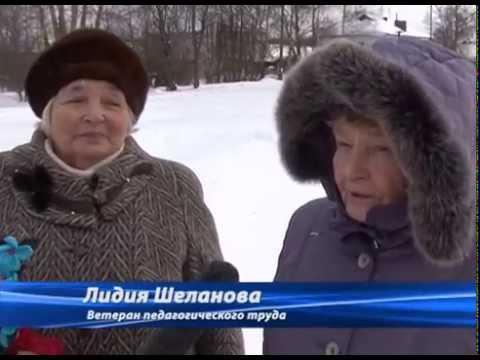 День памяти о Ленине в г.Оханск 2015