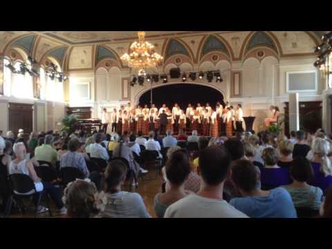 CONTRITION (Ola Gjeilo) by Airlangga University Choir