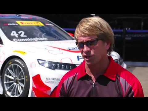 Pirelli World Challenge Highlights Forgeline Wheels