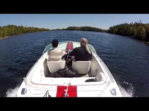 Donzi Run - Woods Bay to Parry Sound