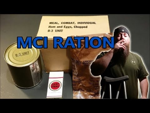 Eating 50 Year Old Cookies and..Survived (plus) Oldest PB&J Ever Eaten (MRE Review)