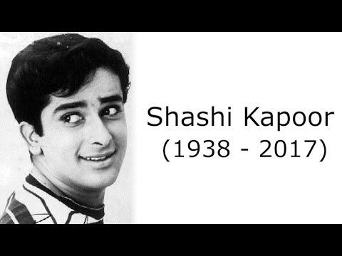 Shashi Kapoor: A time-lapse tribute