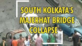 South Kolkata's Majerhat Bridge Collapse: One killed, several injured
