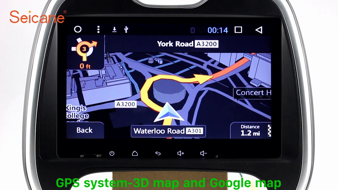 2014 2015 Renault Captur Duster Bluetooth Audio System Support Radio Dvd Gps