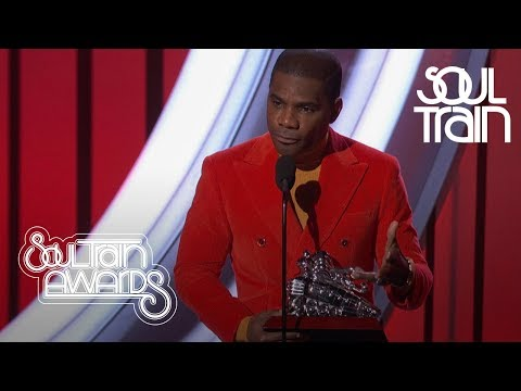 Sherry Mackey - Congratulations Kirk Franklin On Your Soul Train Award Win