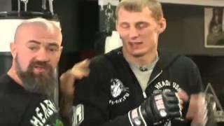 Сергей Бадюк и Александр Волков • 2 часть